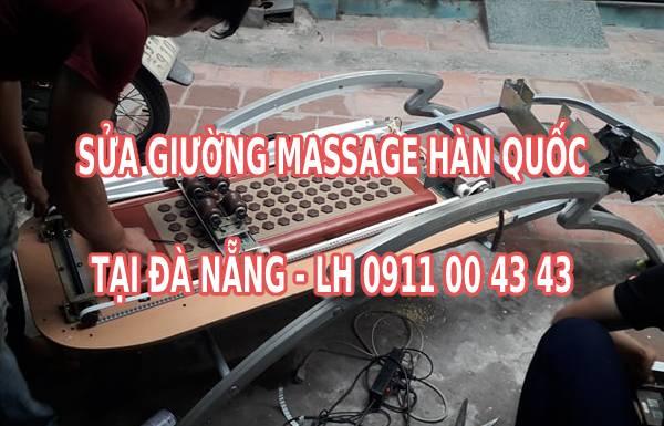 Địa chỉ sửa giường massage Hàn Quốc tại Đà Nẵng ở đâu