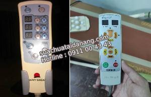 Điều khiển ( remote ) giường massage